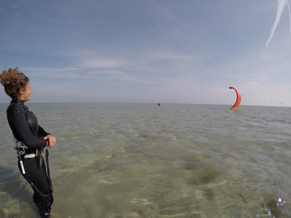 kitesurfing lessons kite tribe event week el gouna