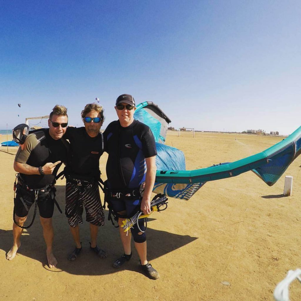 kitesurf camp egypt
