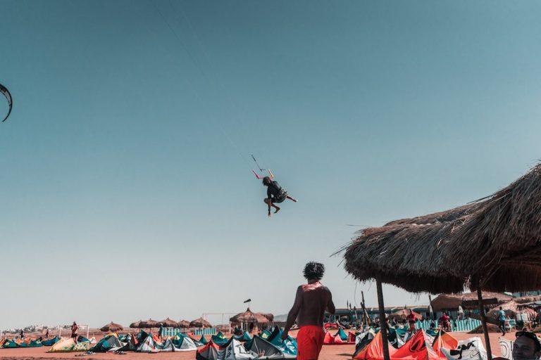 kitesurfing holidays el gouna egypt kite lessons