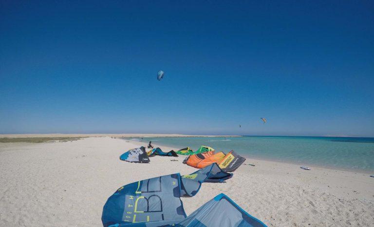 kitesurfing egypt offers a lot of destinations El Gouna event weeks