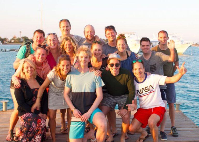 kitesurfing group holidays kitesurf event week