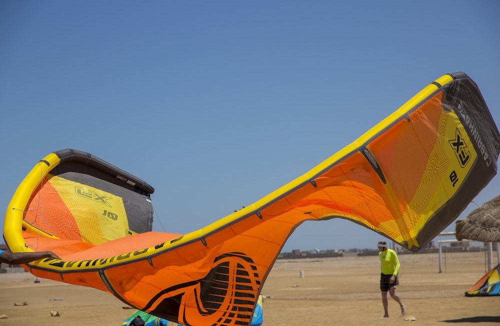 el gouna kitesurf lessons wind group holiday