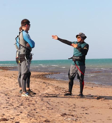 kitesurfing lessons kiteboarding event week el gouna