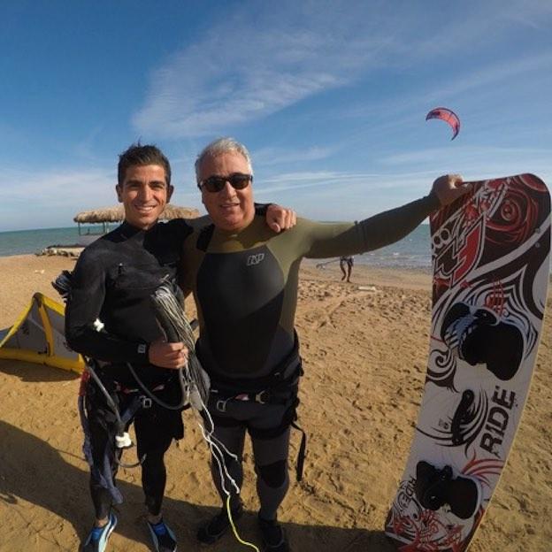 El Gouna kite holiday